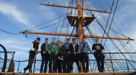 Zwiedzając Portsmouth