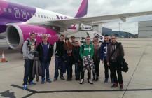 Lot do Anglii