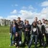 Powrót grupy stażystów z Portsmouth