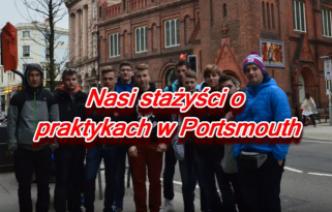 Wywiad 'Tołstoj TV' ze stażystami z Portsmouth!!!