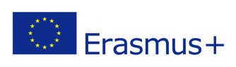 EU flag-Erasmus+MALE